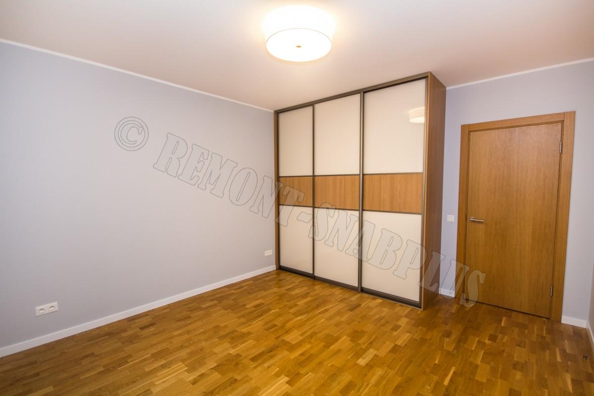 Ремонт трёхкомнатной квартиры